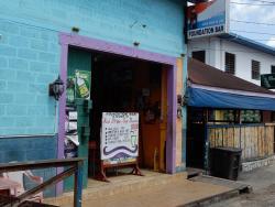 Foundation Bar in Brown's Town, St Ann.