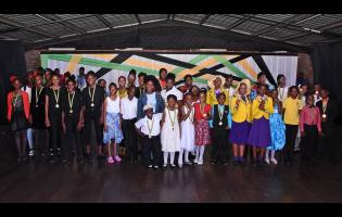 The 2019 National Children's Gospel Song Competition finalists are ready to go.
