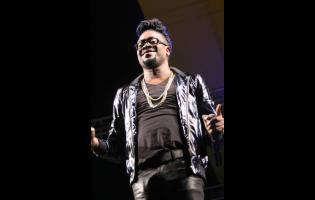 Beenie Man at last year's staging of Ghetto Splash, held at the Waterhouse Mini-Stadium in St Andrew.
