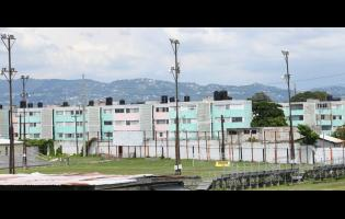 A View of the Edward Seaga Sports Complex, home of Tivoli Gardens FC.