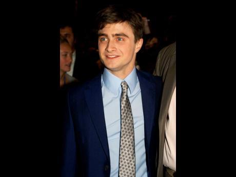 Daniel Radcliffe PATRICK RIVIERE