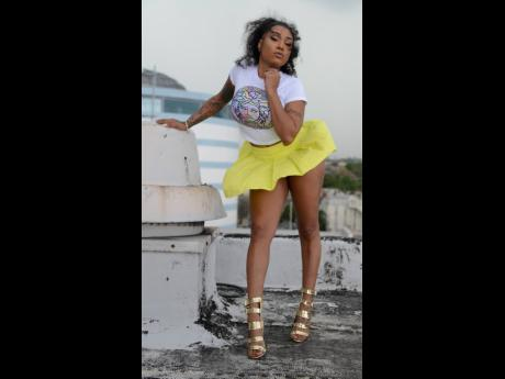 Shauna Controlla is one of five female artistes booked to perform at Sumfest this year.