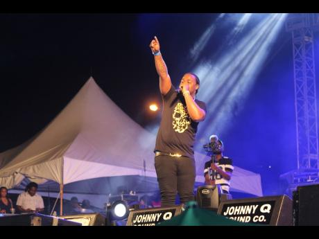 Dancehall's newest hitmaker, Teejay, took charge of the Magnum Xplosion stage at Inferno.